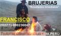 AMARRO CON RESULTADO INMEDIATO ( BRUJO FRANCISCO )