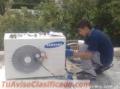 Mantenimiento y reparacion de aires acondicionados