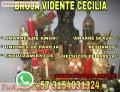 BRUJA CECILIA TRABAJOS DE MAGIA ROJA BLANCA Y NEGRA +57 3154031324