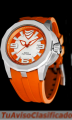 Reloj vittorium naranja